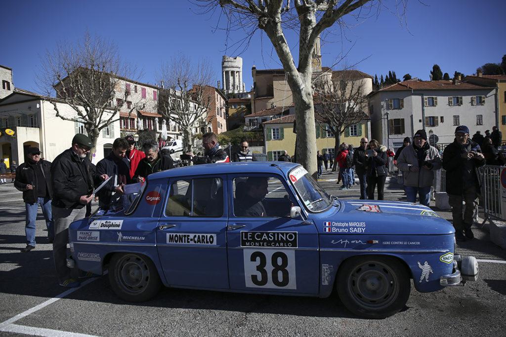 38 Rallye Monte-Carlo Historique 2019 (JL)-11  © Jo Lillini