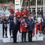 Rallye Monte-Carlo 2019 : le Podium