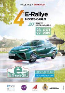 affiche E-Rallye 2019
