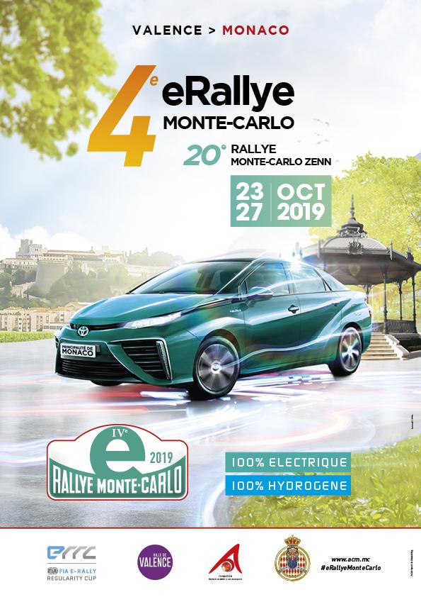 Affiche eRallye 2019