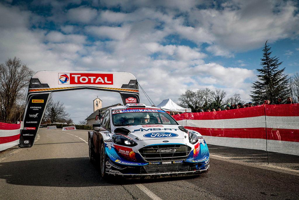 88eme Rallye Monte-Carlo - WRC ETAPE 3 ES 9 Ancelle © 2020 Agence SCD/Olivier Caenen