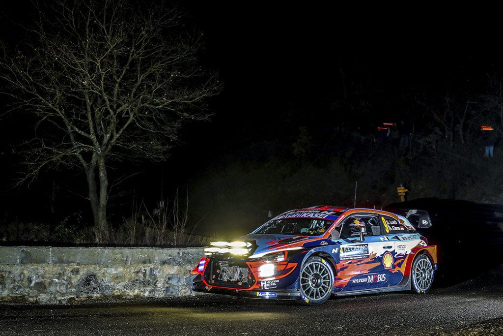 loeb s elena d (fra) Hyundai I20 WRC n°9 2020 (acm-OC)-12