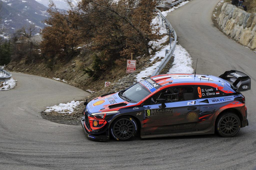 loeb s elena d (fra) Hyundai I20 WRC n°9 2020 (scd-jolillini -JL)-5