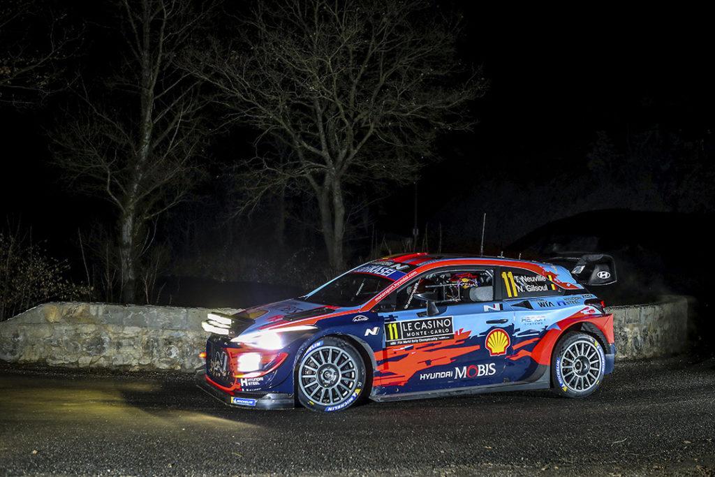 neuville t gilsoul n (bel) hyundai I20 C WRC n°11 RMC 2020 (acm-OC)-10 (2)