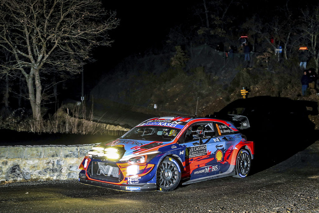tanak o jarveoja m (est) hyundai I20 WRC n°1 RMC 2020 (acm-OC)-10