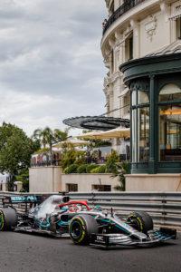 affiche Grand Prix de Monaco F1 2020