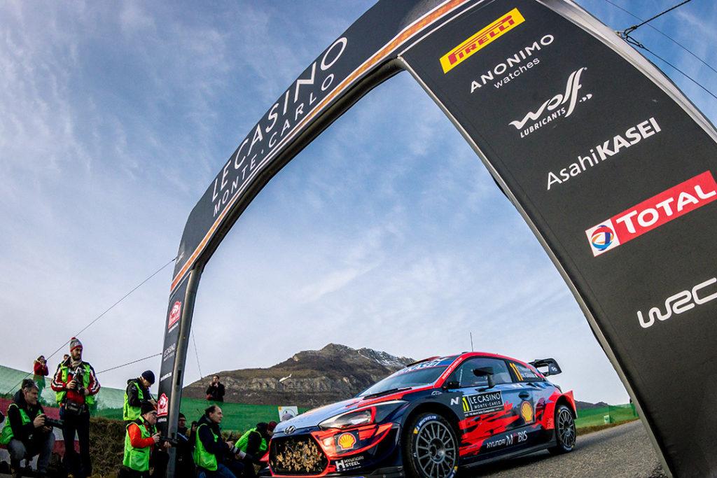 neuville t gilsoul n (bel) hyundai I20 C WRC n°11 RMC 2020 (acm-OC)-04