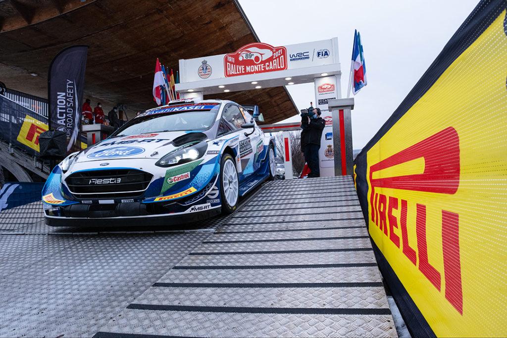 Départ Rallye Monte-Carlo - Gap  © Vincent Thuillier