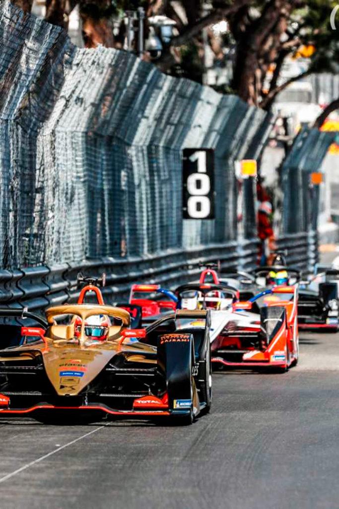 Affiche Monaco E-Prix 2021